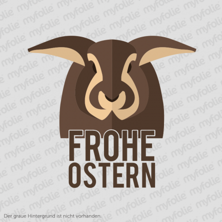 Aufkleber Frohe Ostern 6