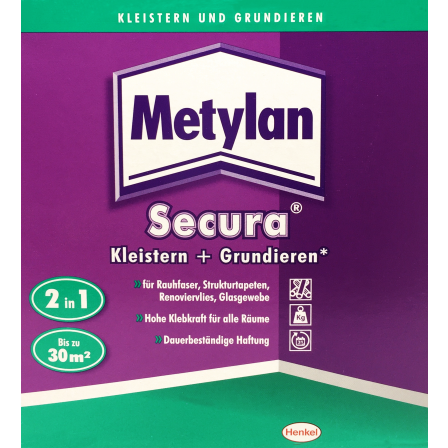 2in1 Kleister Metylan Secura 500g