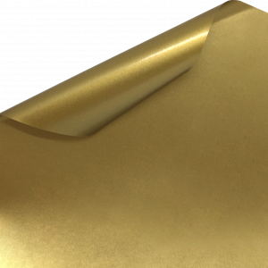 Klebefolie Gold metallic (matt)